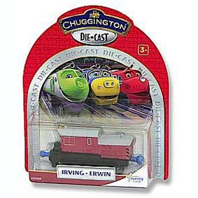 Irving - Trem Chuggington