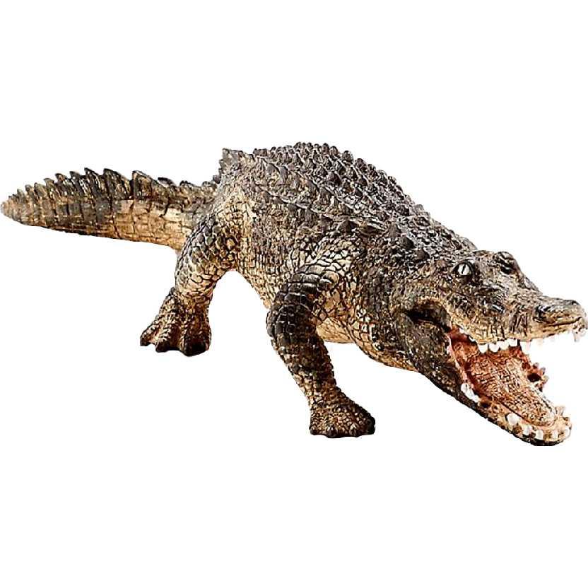 Jacaré 14727 marca Schleich Alligator