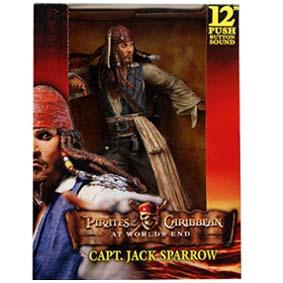 Jack Sparrow - At Worlds End com som (médio) Johnny Depp