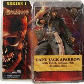 Jack Sparrow (At Worlds End) Johnny Depp