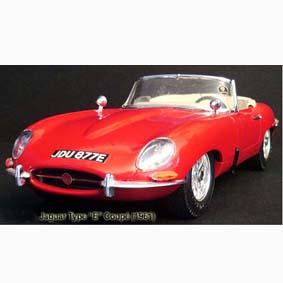 Jaguar E Type Cabriolet (1961)