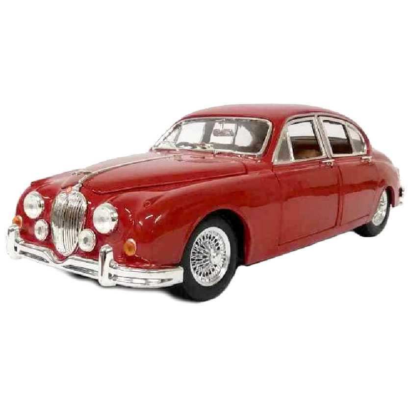 Jaguar Mark II (1959) marca Bburago escala 1/18=24 cm (Lacrado)