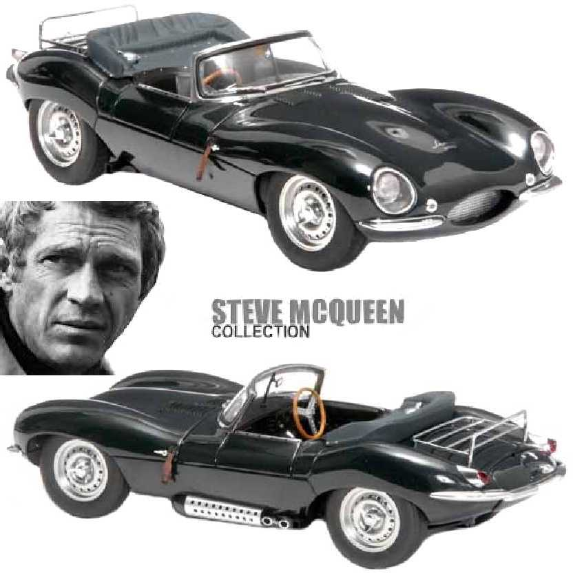 Jaguar XKSS 1956 Steve McQueen Private Collection marca Autoart escala 1/18