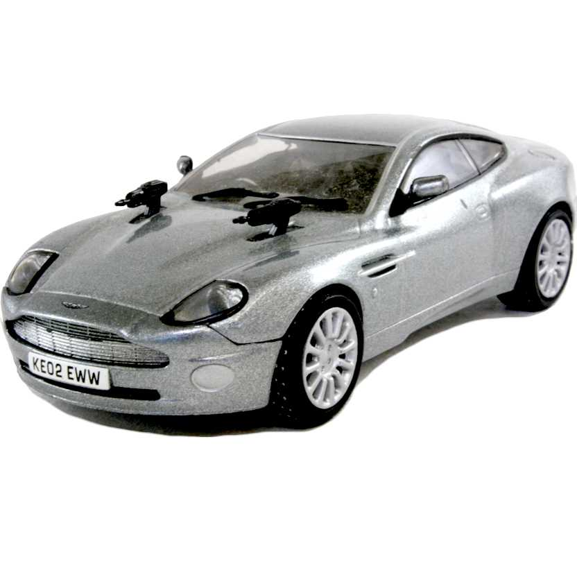 James Bond 007 ( Die Another Day ) Aston Martin V12 Vanquish Corgi escala 1/36 CC07503