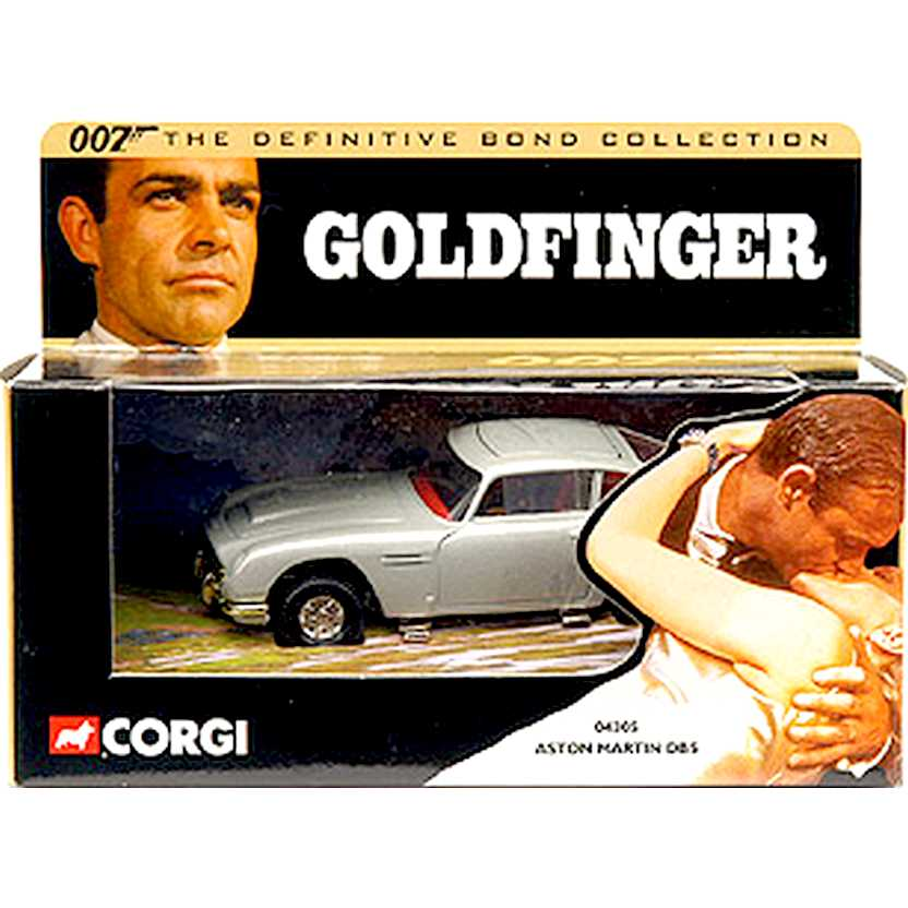 James Bond 007 ( Goldfinger ) Aston Martin DB5 Corgi escala 1/36 04305