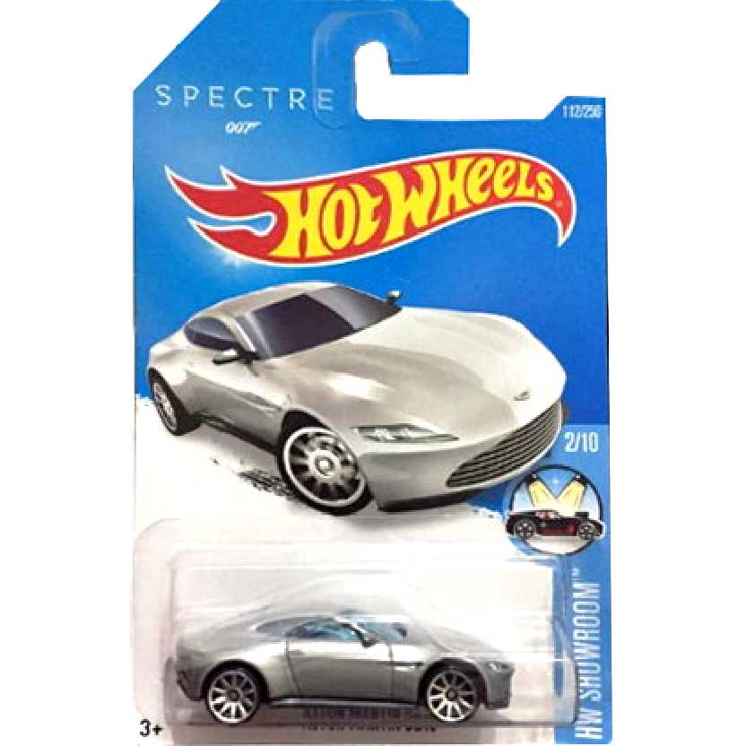 James Bond 007 Hot Wheels Aston Martin DB10 series 112/250 DLK05 escala 1/64