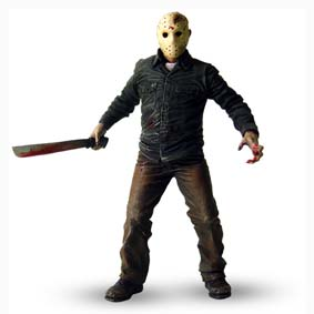 Jason Voorhees ( Friday the 13th Part 4 )
