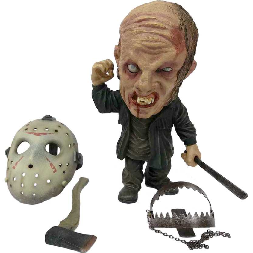 Jason Voorhees (Sexta-Feira 13) Friday the 13th Defo-Real DX Star Ace action figures