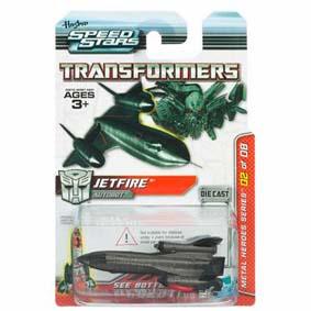 Jato Transformers Jetfire (Metal Heroes Series) da Hasbro