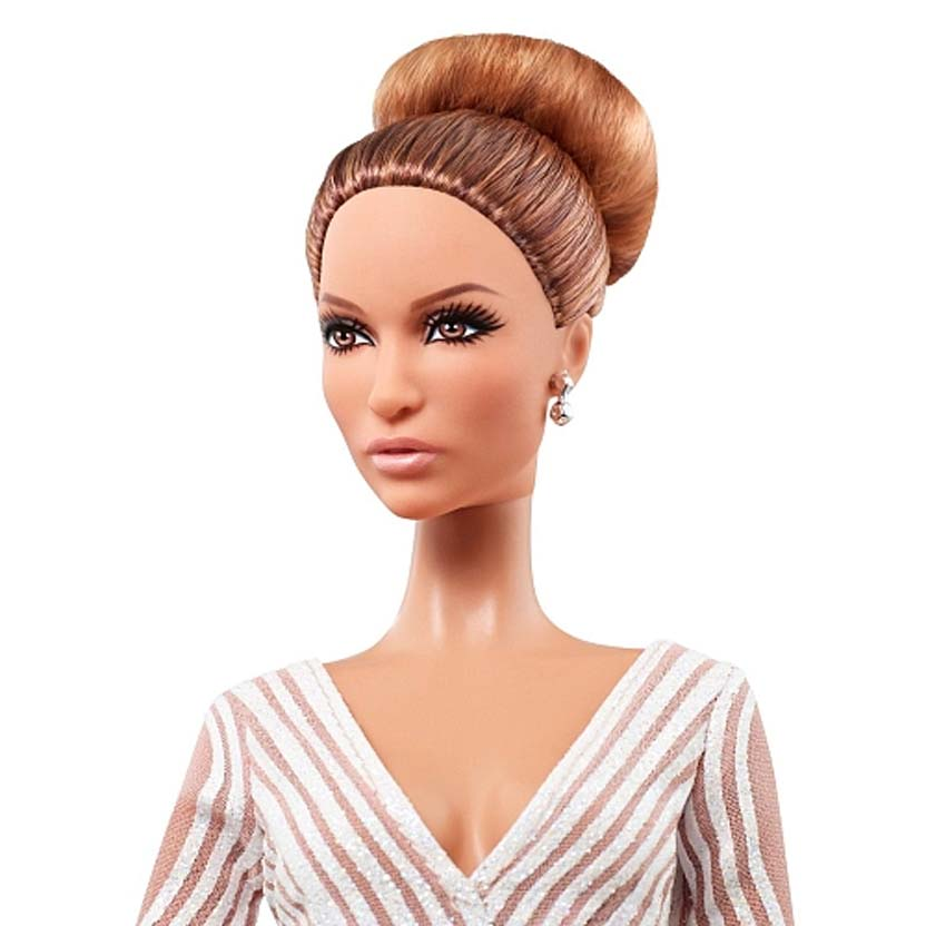Jennifer Lopez ( J.Lo ) Red Carpet Barbie Collectible Doll
