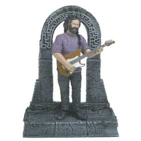 Jerry Garcia - The Grateful Dead (aberto) com som