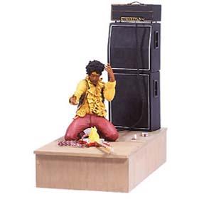 Jimi Hendrix 2 Monterey Boneco Mcfarlane Toys