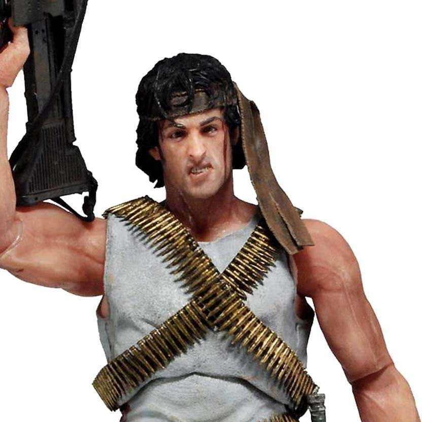 John J. Rambo First Blood Programado Para Matar Neca 2013 Action Figures