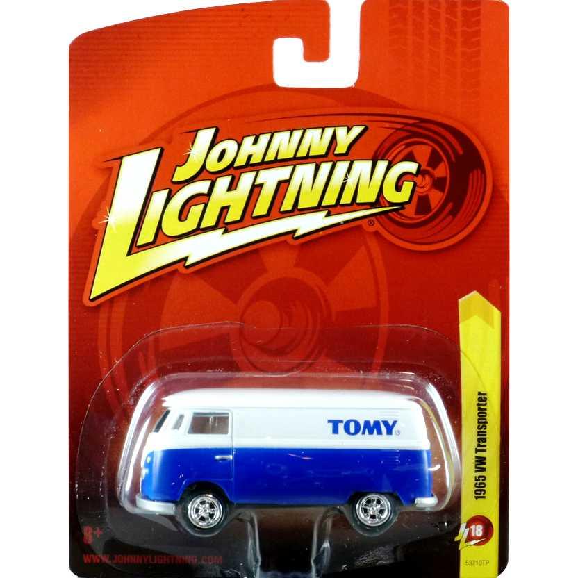 Johnny Lightning 1965 VW Kombi Tomy / Transporter 53710TP release 18 escala 1/64