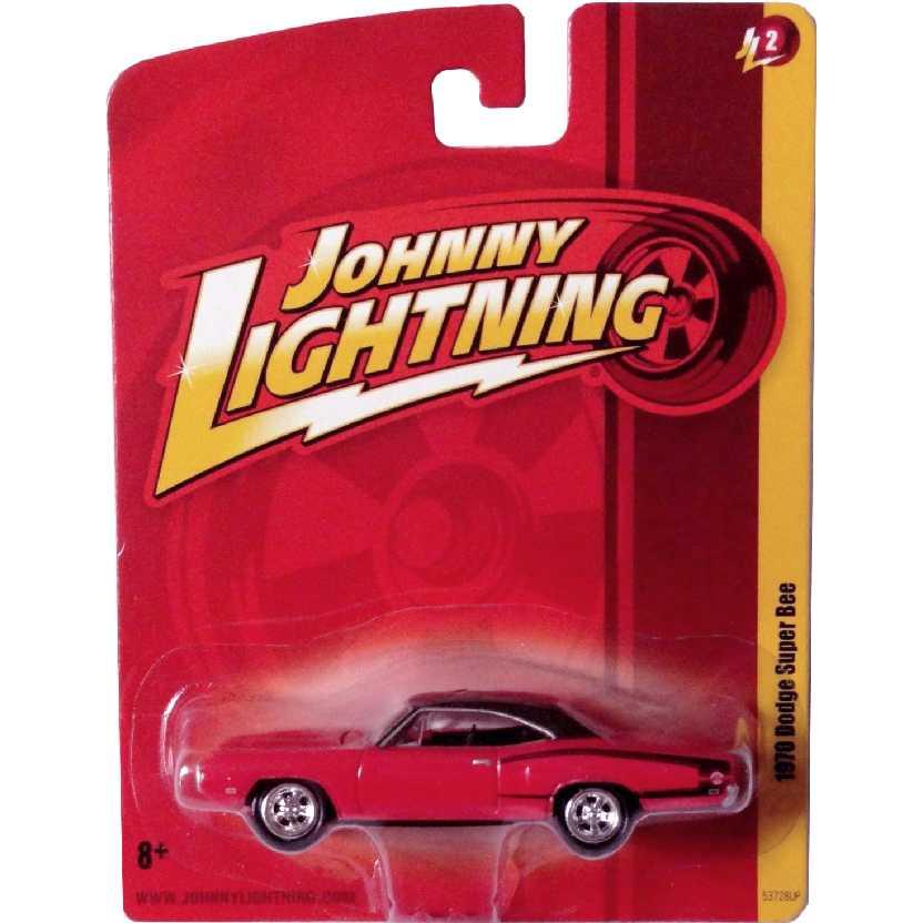 Johnny Lightning 53728UP  Release 2 1970 Dodge Super Bee escala 1/64