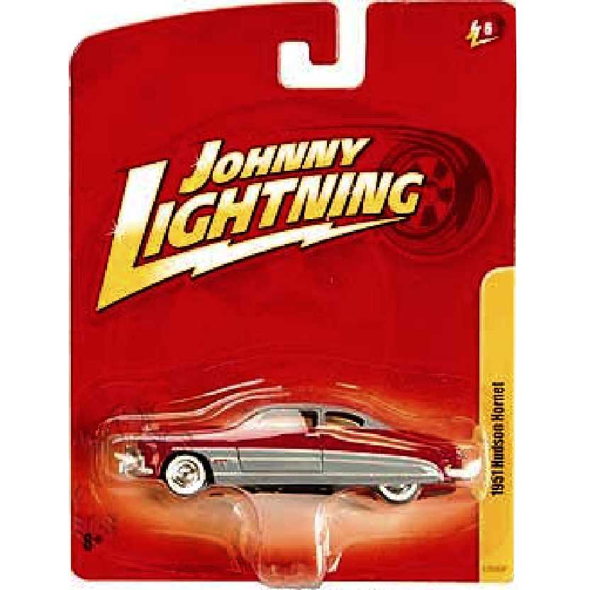 Johnny Lightning 53968GP Release 6 1951 Hudson Hornet escala 1/64