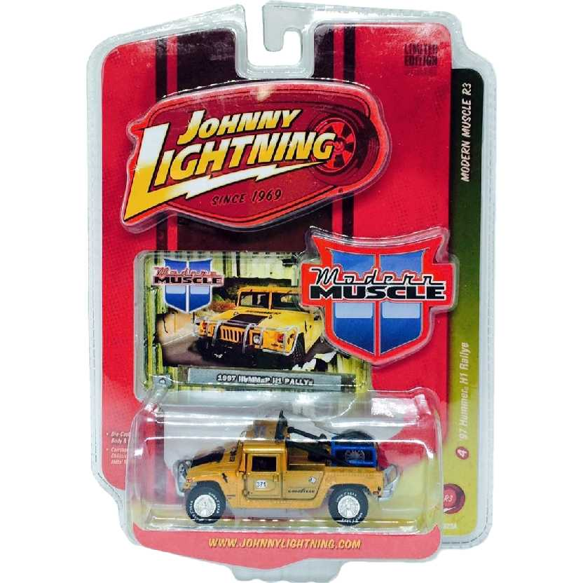 Johnny Lightning 97 Hummer H1 Rallye escala 1/64