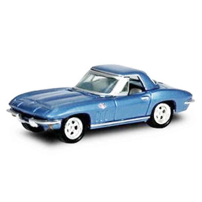 Johnny Lightning escala 1/64 : 66 Chevy Corvette 427 Chevy Thunder R7 (50191)