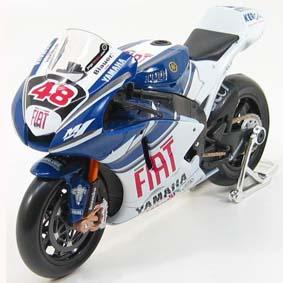 Jorge Lorenzo Yamaha M1 Moto GP 2008