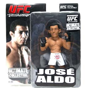 Jose Aldo Boneco UFC Round 5 MMA