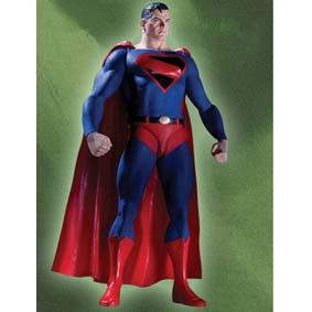 JSA Kingdom Come Superman series 2 (aberto) Dc Direct Action Figures