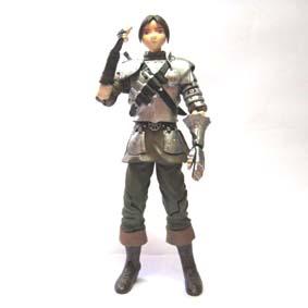 Judeau Hawk Soldier Berserk (falta base e armas)