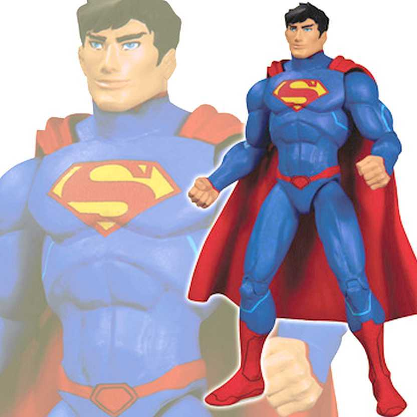 Justice League War - Superman (Liga da Justiça - Super Homem) DC Collectibles Action Figures
