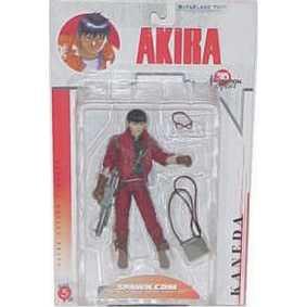 Kaneda (Akira) bonecos McFarlane Toys