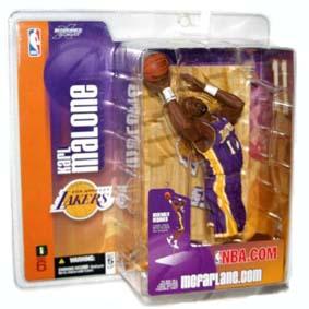 Karl Malone NBA series 6