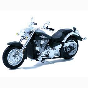 Kawasaki Vulcan 2000 miniatura de moto Maisto escala 1/18