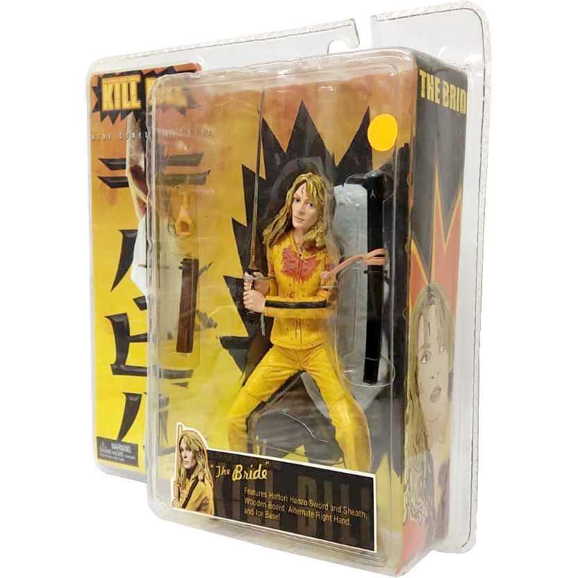Kill Bill The Bride (Uma Thurman) Beatrix Kiddo Neca Toys action figure