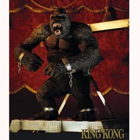 King Kong com Fay Wray