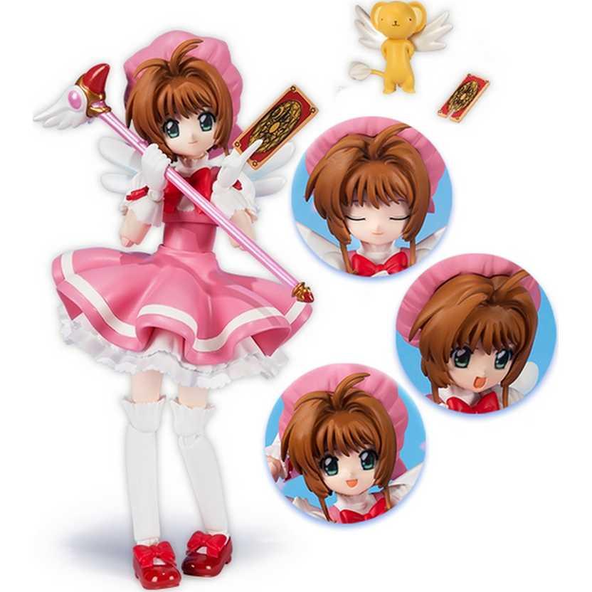 Sakura Card Captors Action Figures Arte Em Miniaturas