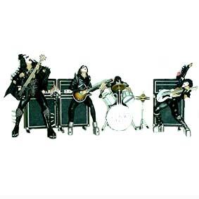 Kiss Alive completo 4 cartelas (lacrado)