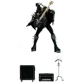 Kiss Alive Gene Simmons (aberto)