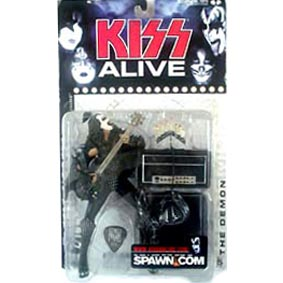 Kiss Alive Gene Simmons The Demon