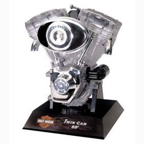 Kit de Motor Harley Davidson Twin Can 88 (com som)