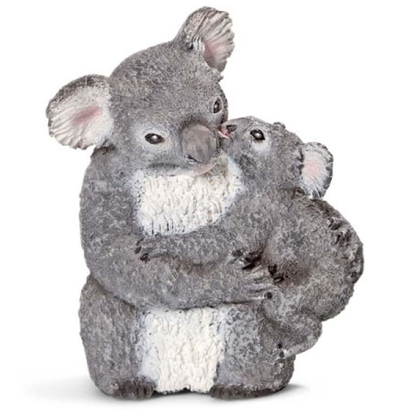 Koala urso com filhotes 14677 - lançamento Schleich 2013