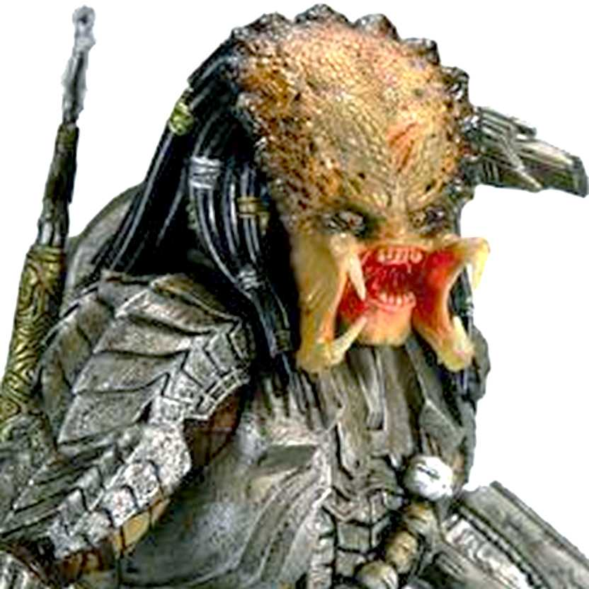 Kotobukiya Alien vs. Predator AVP Predador Scar ARTFX Vinyl Statue