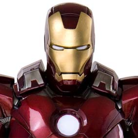 Kotobukiya Avengers movie Iron Man Mark VII ARTFX statue - estátua Homem de Ferro