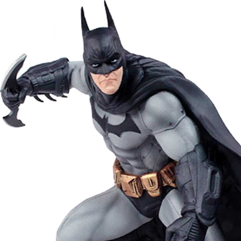Kotobukiya Batman Arkham City ArtFX Video Game Statue escala 1/10 DC Comics