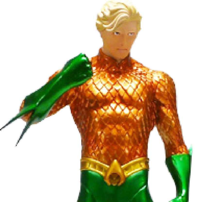 Kotobukiya DC Comics Justice League New 52 Aquaman ARTFX+ Statue (ABERTO)