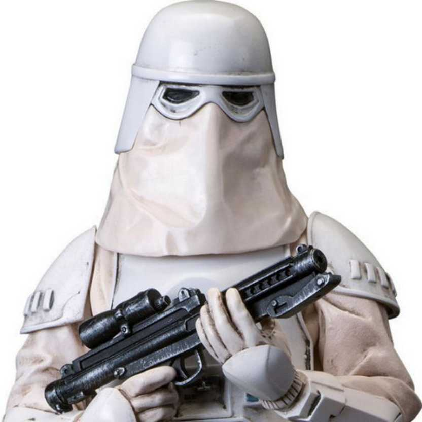Kotobukiya Star Wars ArtFX+ Snowtroopers 2 pack figures
