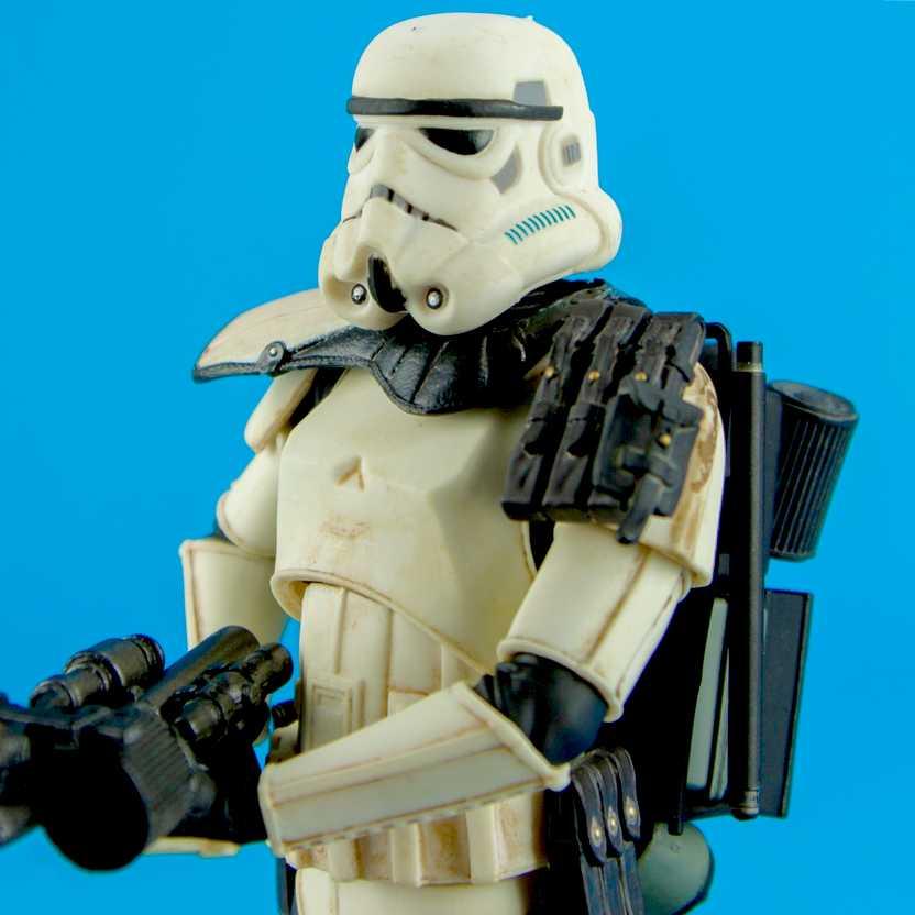 Kotobukiya Star Wars Sandtrooper Sergeant ARTFX+ statue escala 1/10