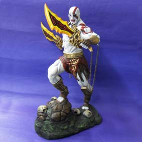 Kratos - God of War 3