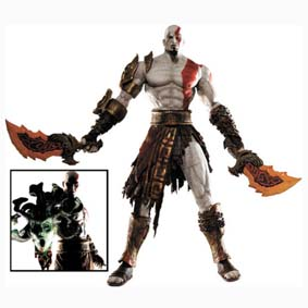 Kratos ( God Of War )