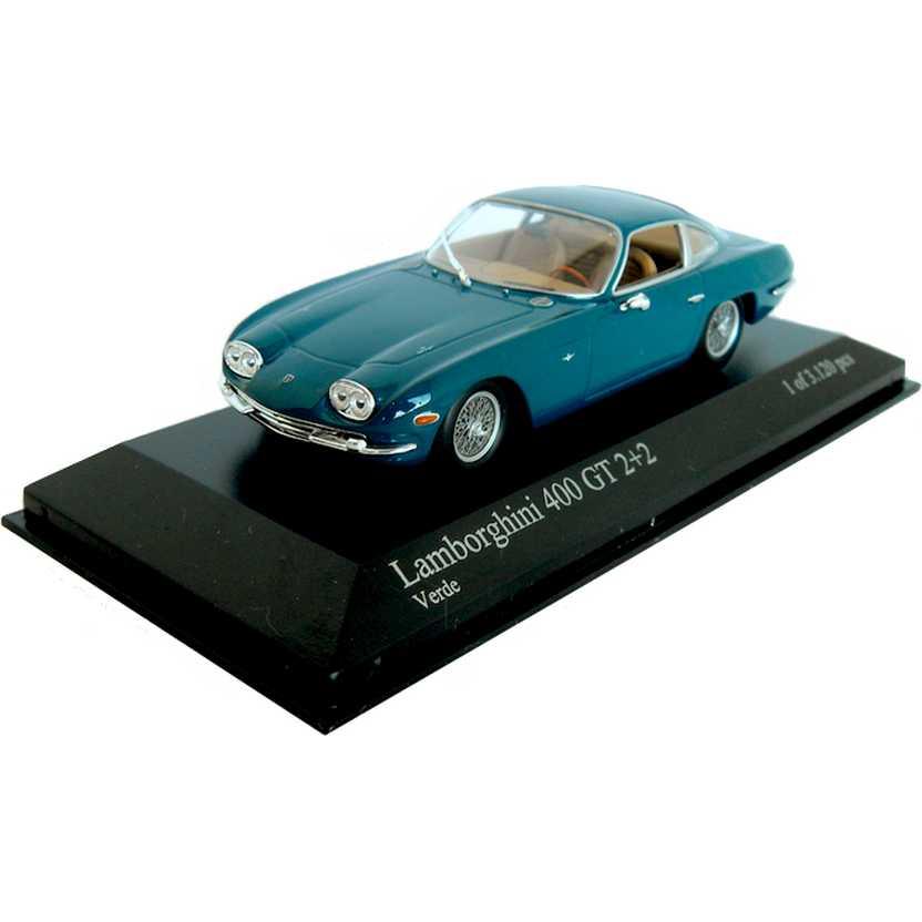 Lamborghini 400 GT 2+2 (1967) marca Minichamps escala 1/43