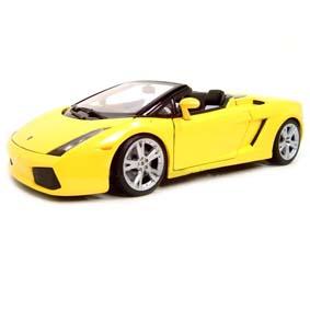 Lamborghini Gallardo conversível