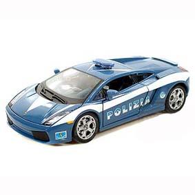 Lamborghini Gallardo Polizia (Polícia) Police