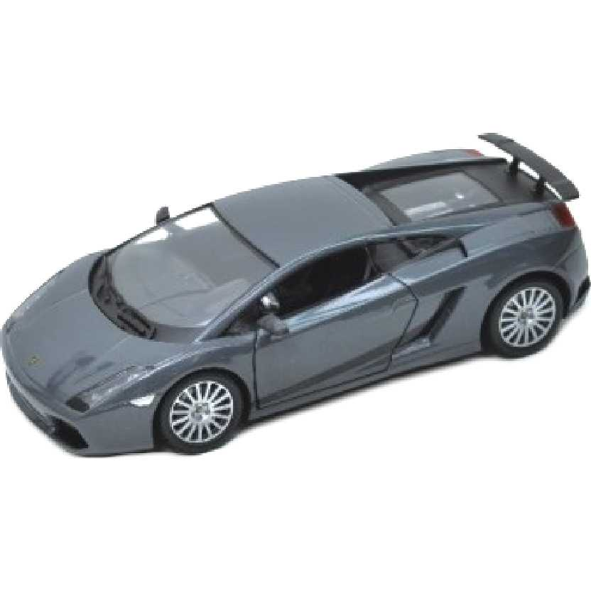 Lamborghini Gallardo Superleggera marca Motormax escala 1/24